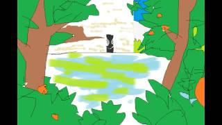 劇場版まどマギ新編OP「カラフル」をフィルム画像を頼りに描いてみた