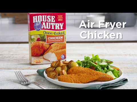 Air Fryer Chicken Tender Recipe
