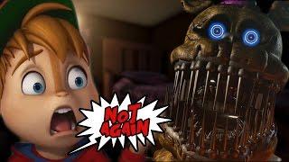 FREDBEAR WANTS A BITE SIZE SNACK | Final Nights 3:  Nightmares Awaken NEW DEMO