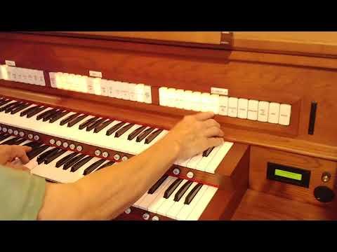 Used Rodgers 790 Church Organ