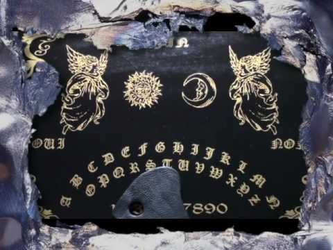 ouija board, witch board, hexenbrett, angel