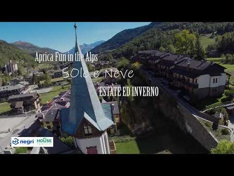 Video - Aprica Affitto Ville Brioschi 4 posti letto