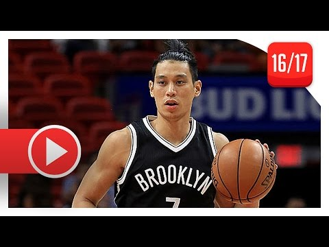 Jeremy Lin Full PS Highlights at Heat (2016.10.11) – 16 Pts 5 Ast