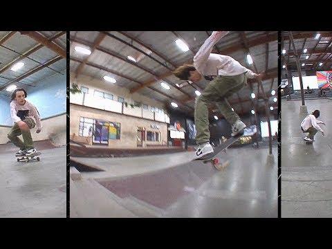Eamon Samojla - Backside 360's | ON LOCK