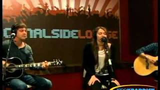 Miley Cyrus Performing These Four  Walls acoustic