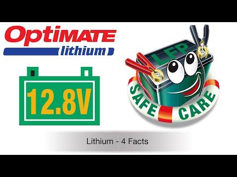 OptiMate Lithium (EN): 4 FACTS