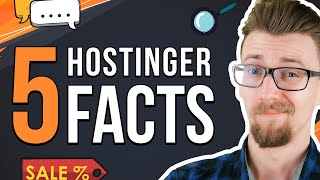 Hostinger Review - 5 FACTS You Need To Know Before You Buy!
