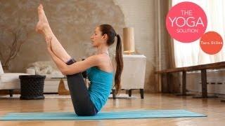 Core Strength | Beginner Yoga With Tara Stiles