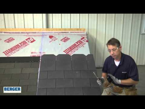 Installing Pro 100 Snow Guards for Slate Roofing