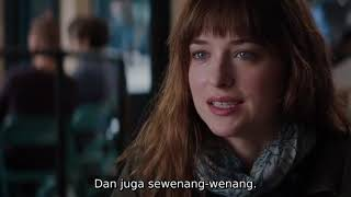 Fifty Shades of Grey HD sub Indo - First Date
