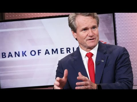 Watch CNBC's full interview with Bank of America CEO Brian Moynihan