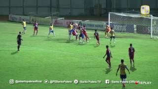 BARITO PUTERA TV  BARITO PUTERA U21 1 VS 0 AREMA U21