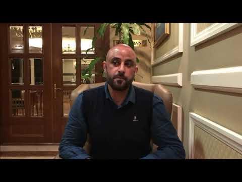 معاوية من الأردن يتكلم عن تجربته | زراعة الشعر في تركيا | مشفى إست كير
