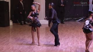 Nikita Pavlov - Dariia Palyey, Jive | Great Silk Way 2013