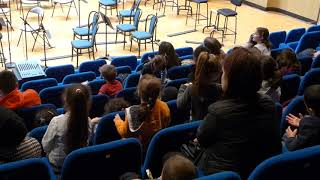 Percussions au CNSMD de Lyon
