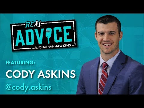 Steps to thinking BIG | #REalAdvice 25 with Cody Askins