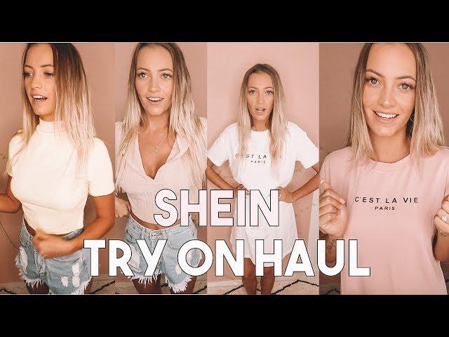 SHEIN TRY ON HAUL  -  KEIARA MOORE