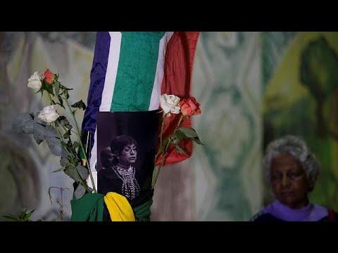 Ν.Αφρική: Στο πένθος μετά τον θάνατο της Γουίνι Μαντικιζέλα Μαντέλα…