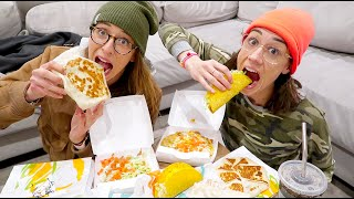 2019 IS OVER! Taco Bell MUKBANG!