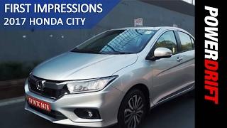 Honda City : First Drive Impressions