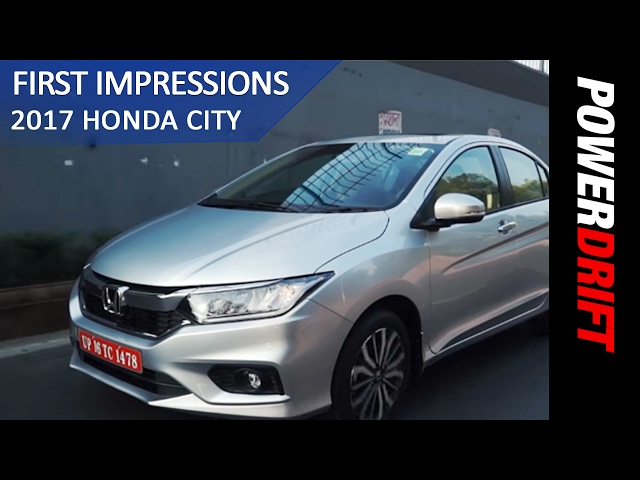 All You Need To Know New Honda City 2017