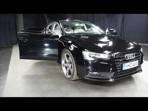 Audi A5 Sportback 3,0 V6 TDI DPF 176 quattro, Monikäyttö, Manuaali, Diesel, Neliveto, XMZ-462