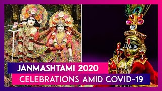 Janmashtami 2020: No Celebrations In Mathura, Mumbai Temples To Live Stream Puja Amid COVID-19 Scare - Download this Video in MP3, M4A, WEBM, MP4, 3GP