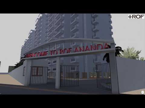 3D Tour of ROF Ananda