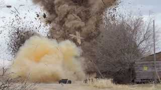 164lbs Of Tannerite Kills A Barn