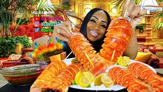 Grilled Lobster Tails / Discussing my ATL Collabs & Shoutouts