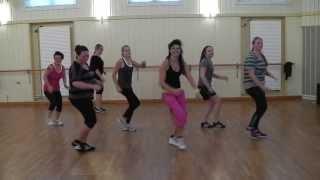 "Dance Fitness ""Mirame""-Cumbia by Linda Edler"