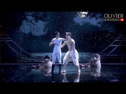 Matthew Bourne's Swan Lake – Finale of the Olivier Awards 2019 with Mastercard
