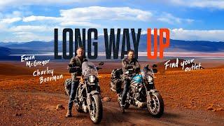 Long Way Up Trailer | Harley-Davidson