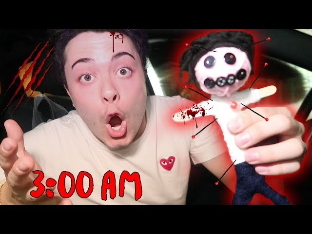 Real Life Voodoo Doll At 3 00 Am Do Not Use A This Is Why