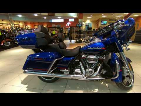 2020 Harley-Davidson CVO Limited Touring FLHTKSE
