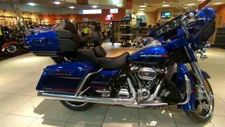 2020 CVO Ultra Limited for sale at Wild Prairie Harley-Davidson