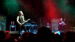Dornenreich - Wer hat Angst vor Einsamkeit live @ Paganfest Bochum 12.3.10 ---GUTE QUALITÄT---
