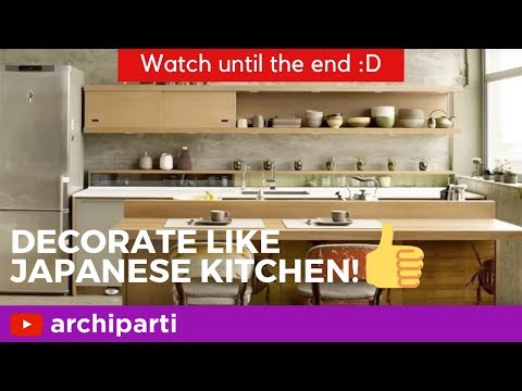 Japanese-Style Kitchen: 27 Modern Kitchen Designs You Will Love | inquiries: projects@archiparti.co