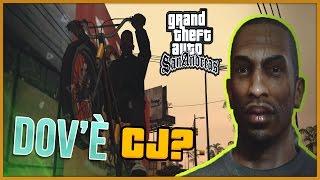 CHE FINE HA FATTO CJ? E PERCHÉ NON È IN GTA 5? (Grand Theft Auto San Andreas) ITA
