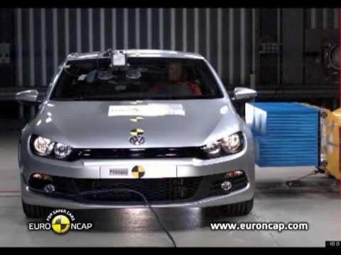 NCAP: VW Scirocco