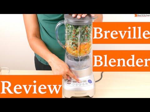 Breville Hemisphere Control Blender Review