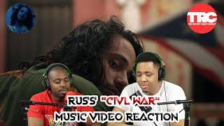 """Russ """"Civil War"""" Music Video Reaction"""