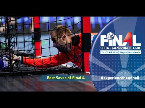 Best 4 of Final 4: Best Saves