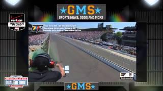 IndyCar Chevrolet Indy Dual In Detroit Race Pick