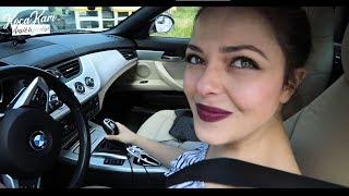 KARIMA SPOR ARABA ALDIM / BMW  Z4 / SÜPER DOĞUM GÜNÜ HEDİYESİ