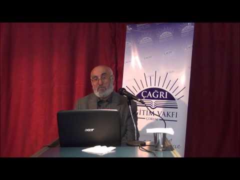 06 Ocak 2015 - Sadık Ünal ile Riyazü's-Salihin Dersleri