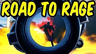 Road to Rage - Rainbow Six Siege Funny Moments & Epic Stuff