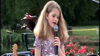 I'VE COME TO FAR TO LOOK BACK - 10 YEAR OLD McKENZE GEORGE