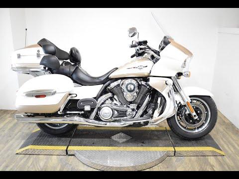 2012 Kawasaki Vulcan® 1700 Voyager® ABS in Wauconda, Illinois - Video 1