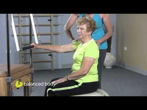 שיפור טווחי תנועת הכתף בפילאטיס